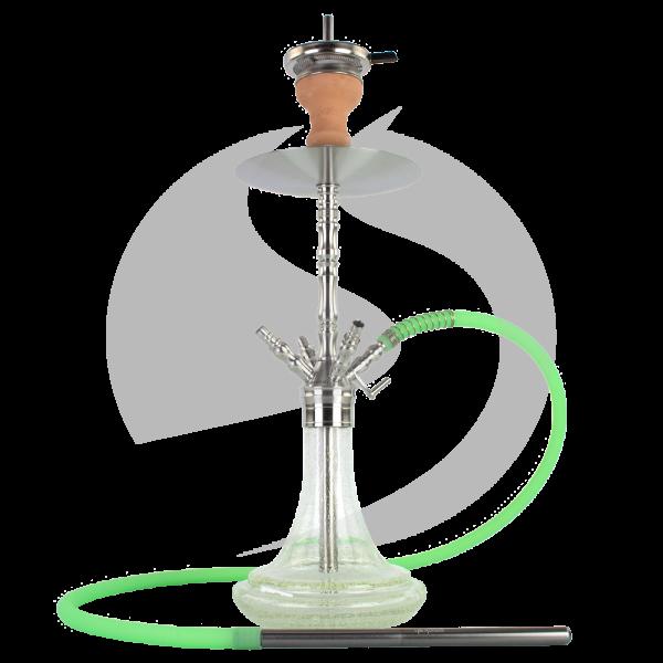 Smokah Shisha Devil 2.0 - Glow Green