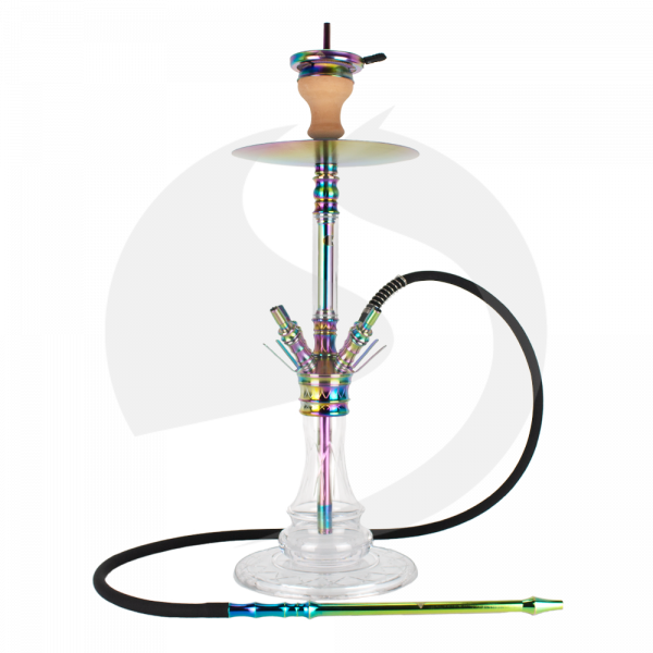 The Hookah Medusa - Rainbow