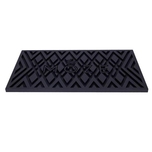 Moze Abtropfmatte - Black