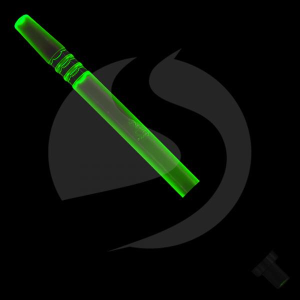 Pose Hookah LED Mundstück - Grün