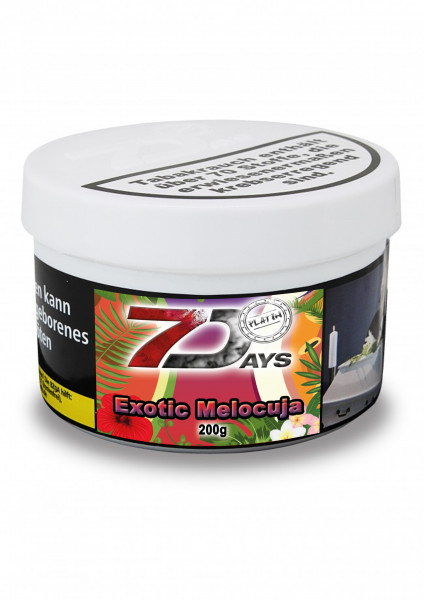 7 Days Tabak Platin 200g - Exotic Melocuja