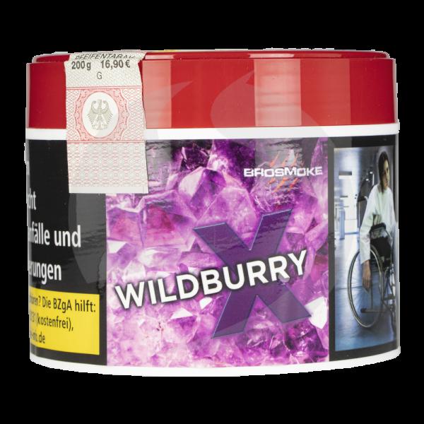 Brosmoke 200g - Wildburry X