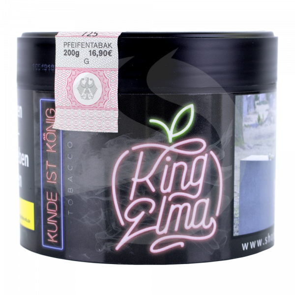 Kunde ist König Tobacco 200g - King Elma