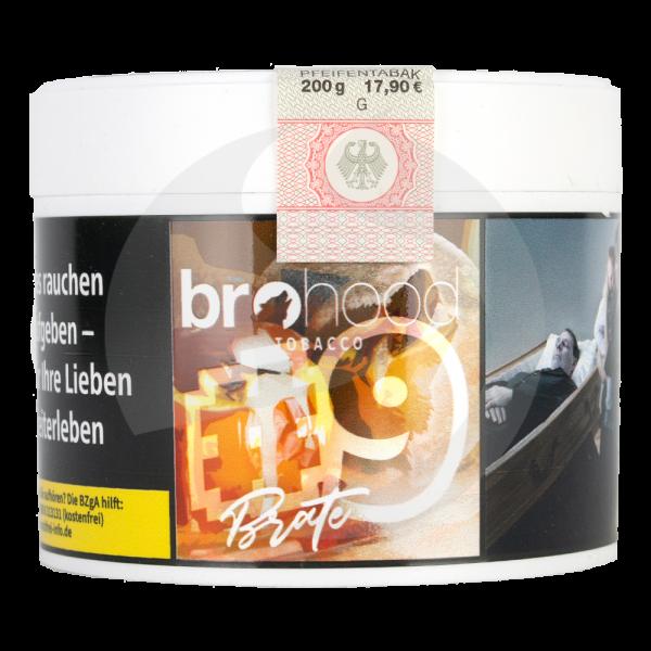 Brohood Tobacco 200g - # 9 Brate