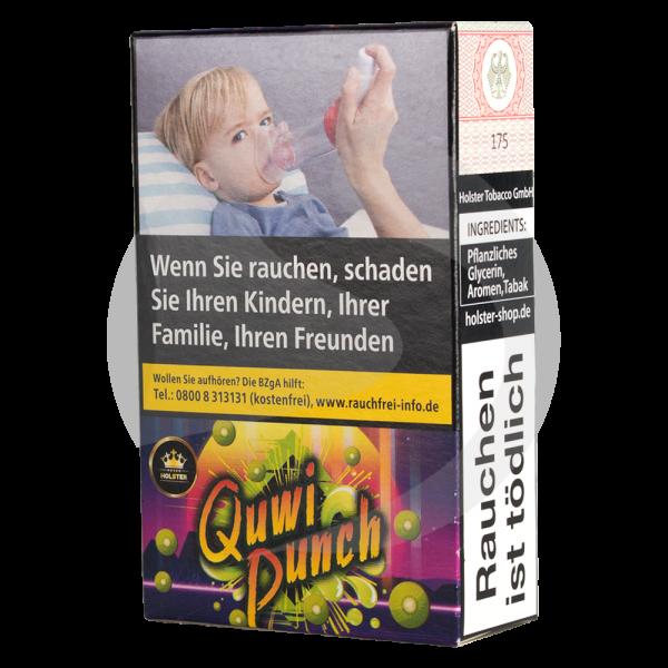 Holster Tobacco 20g - Quwie Punch