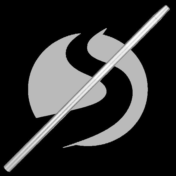 Dschinni Aluminium Mundstück - Silver