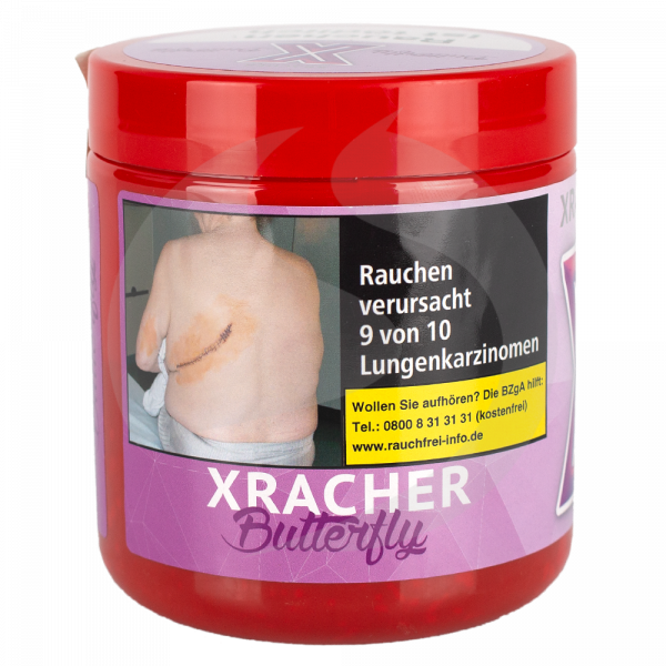 Xracher Tobacco 200g - Butterfly