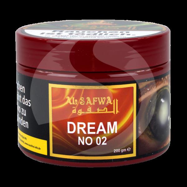 Al Safwa Tobacco 200g - Dream No 02