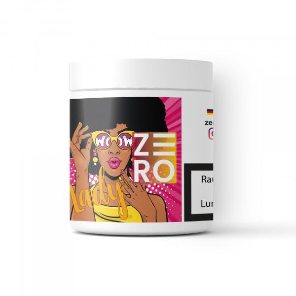 Zero Tabakersatz Nikotinfrei 200g - Lady