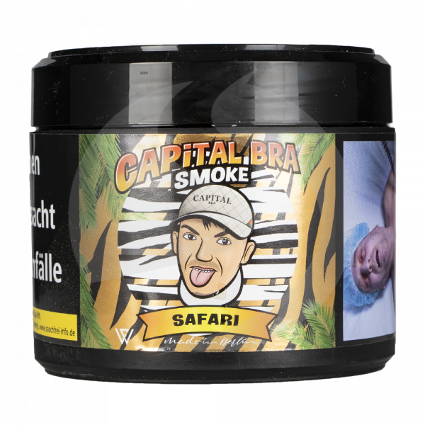 Capital Bra Smoke 200g - Safari