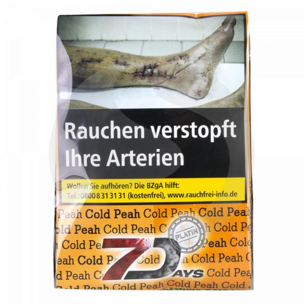 7 Days Tabak Platin 20g - Peah