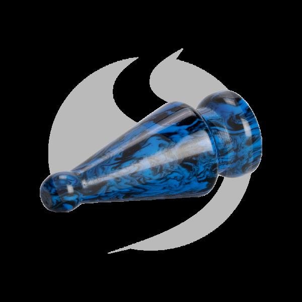 Phunnel Stopfen - Schwarz/Blau