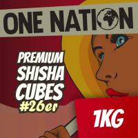One Nation #26 Naturkohle 1kg