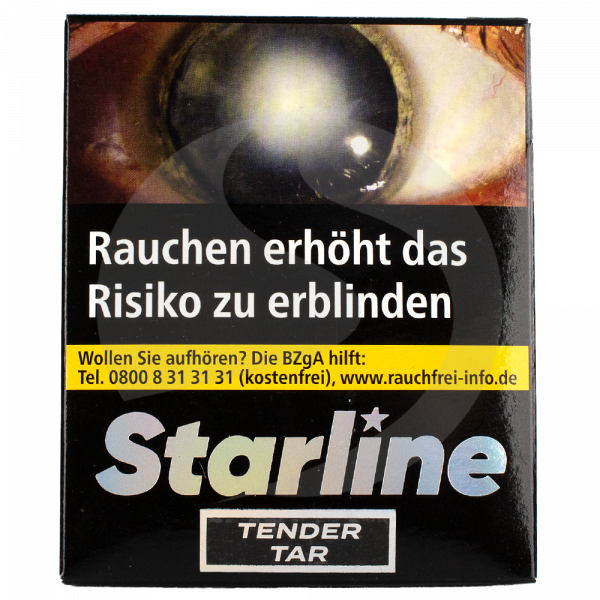 Starline Tobacco 200g - Tender Tar