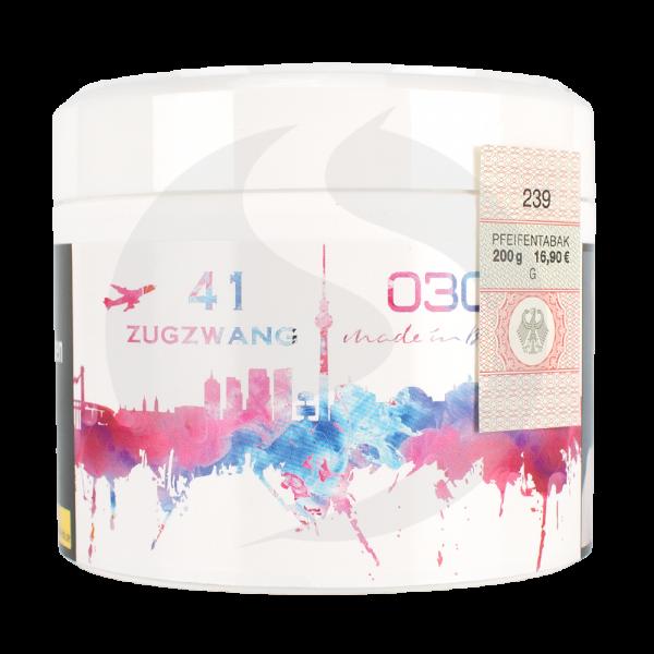 030 Tabak 200g - Zugzwang 41