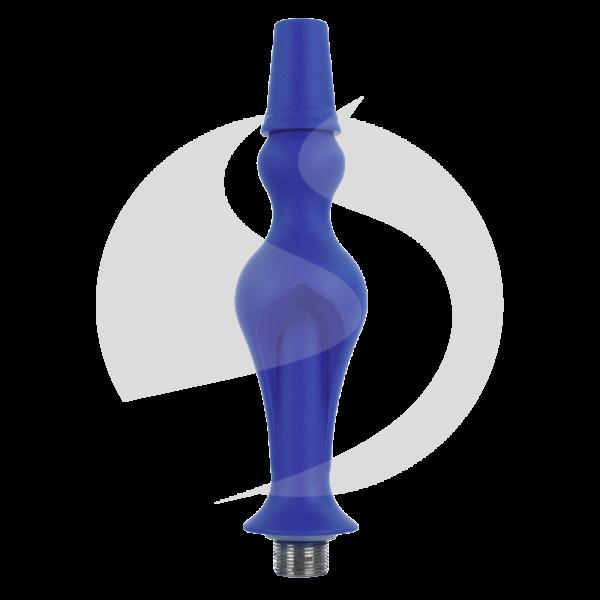 Laziza LZC510 Alu Rauchsäule - Blau