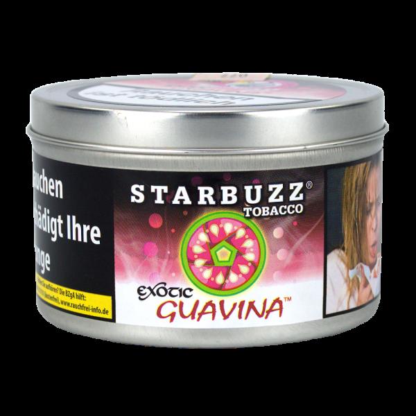 Starbuzz Tabak 200g - Guavina