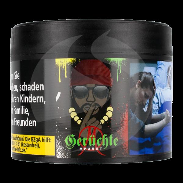 König im Schatten Tabak 200g - Gerüchte