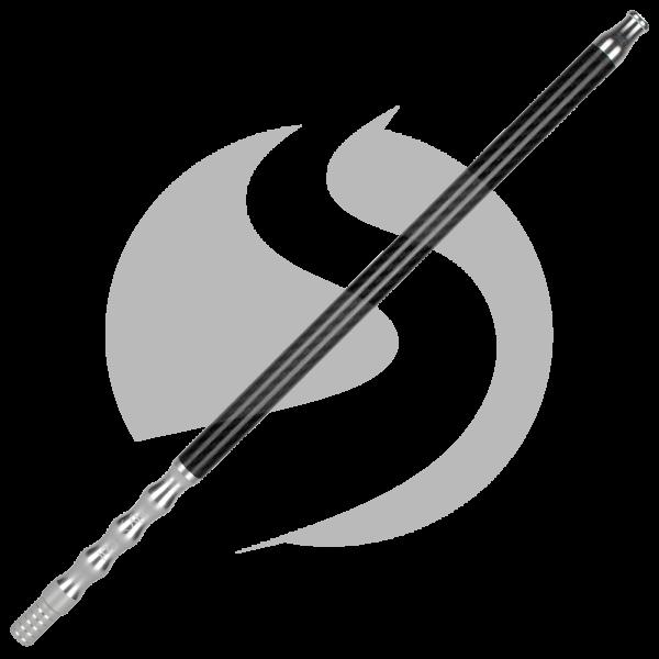 FlyCol Carbonmundstück - Silber