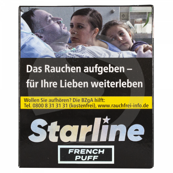 Starline Tobacco 200g - French Puff