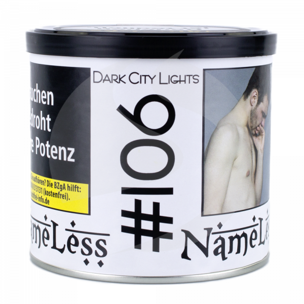 NameLess Tobacco Special Edition 200g - #106 Dark City Lights