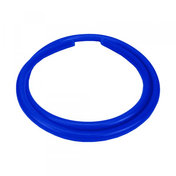 Silikonschlauch Matt - Blau