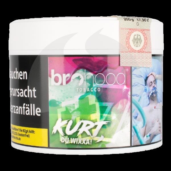 Brohood Tobacco 200g - # 7 Kurt du Wixxa!