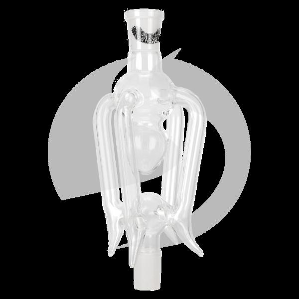 CRT Molassefänger 18/8 Octopus - Transparent