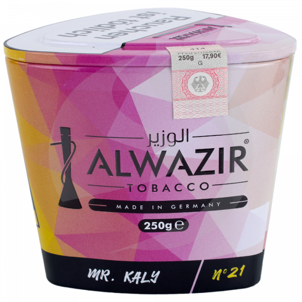Al Wazir Tobacco 250g - No. 21 Mr. Kaly
