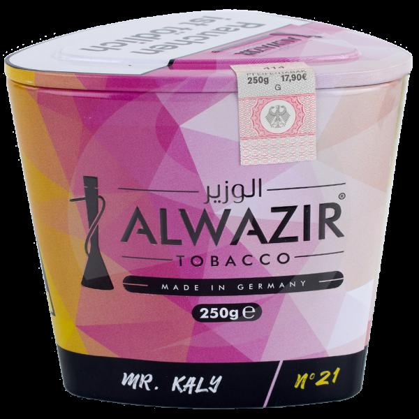 Al Wazir Tobacco 250g - No. 21 Mr. Kaly
