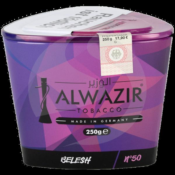 Al Wazir Tobacco 250g - No. 50 Belesh