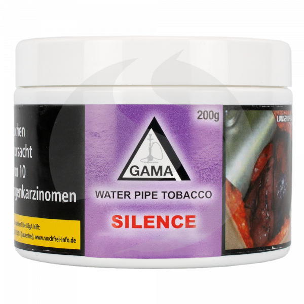 Gama Tobacco 200g - Silence (Passion on The Ice)