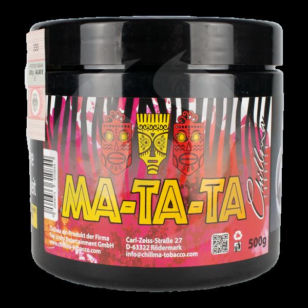 Chillma Tobacco Premium 500g - MA-TA-TA