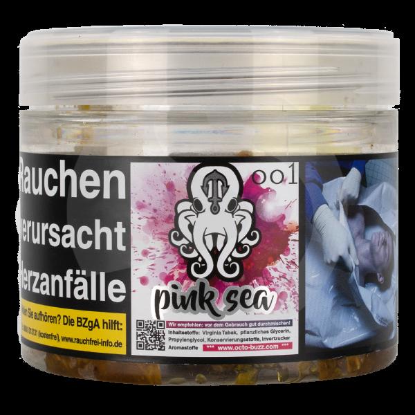 Octo Buzz Tobacco 200g - Pink Sea