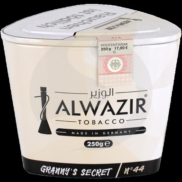 Al Wazir Tobacco 250g - No. 44 Granny's Secret