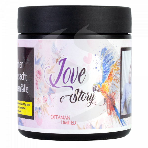 Ottaman Limited Edition 50g - Love Story