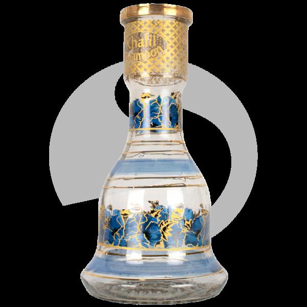 Khalil Mamoon Ersatzglas Classic - Gold/Blue