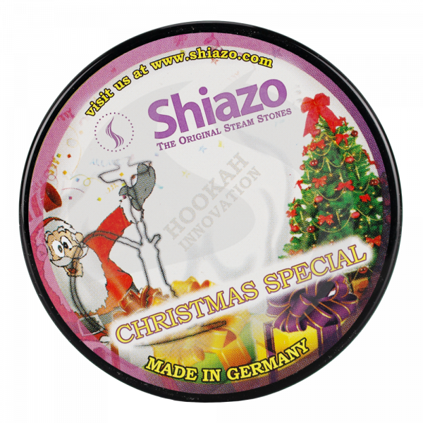 Shiazo Dampfsteine 100g - Christmas Special