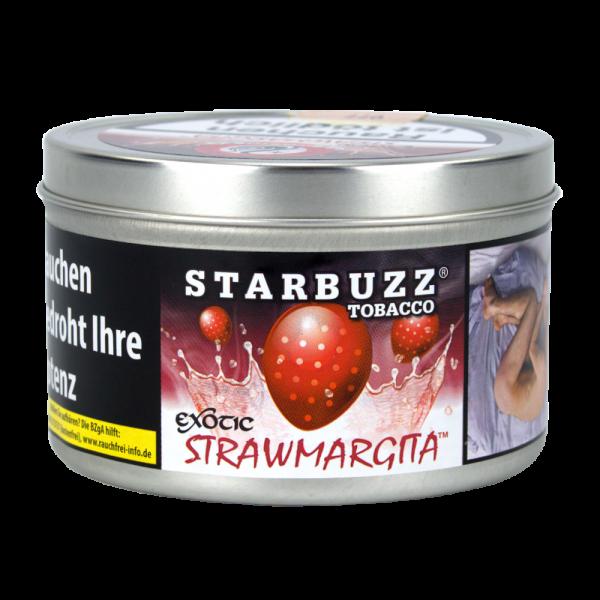 Starbuzz Tabak 200g - Strawmargita