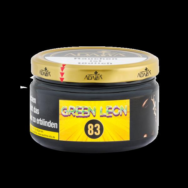 Adalya Tabak 200g Dose - Green Leon (83)