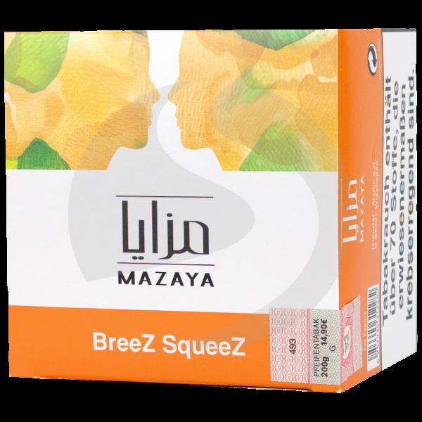 Mazaya Tabak 200g - Brees SqueeZ