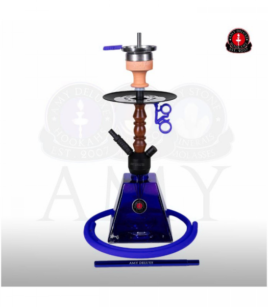 Amy Deluxe 090.02R Pyrawood - PSMBK.BN-BU