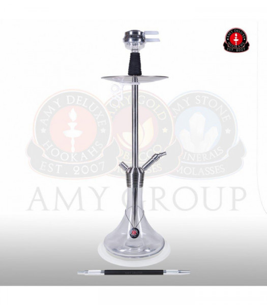 Amy Deluxe Stick Steel SS09 - Transparent