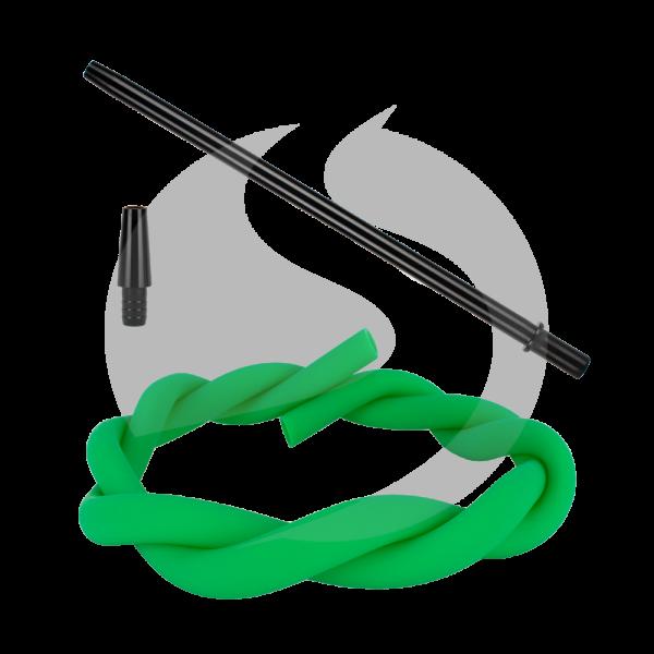 Shizu Schlauchset - Green