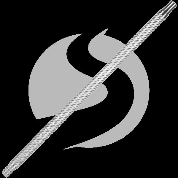 AO Carbon Mundstück Edelstahl V2A - Silber