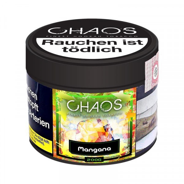 Chaos Tobacco 200g - Royal Blend
