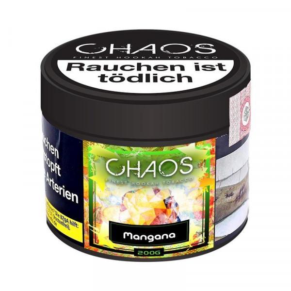 Chaos Tobacco 200g - Mangana