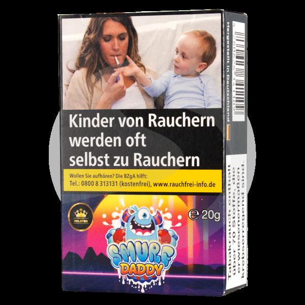 Holster Tobacco 20g - Smurf Daddy