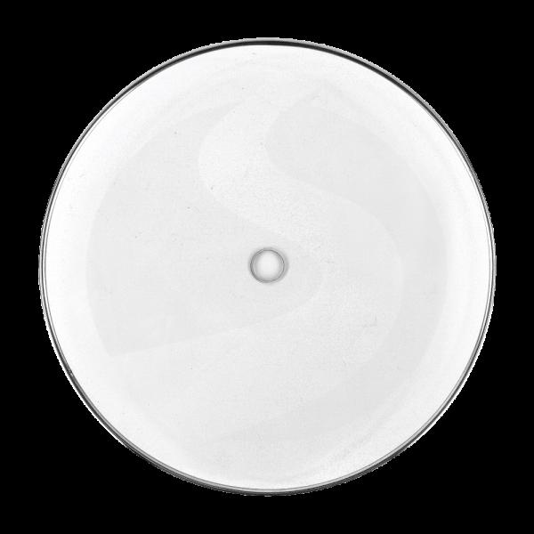 Glasteller 23cm - 18mm