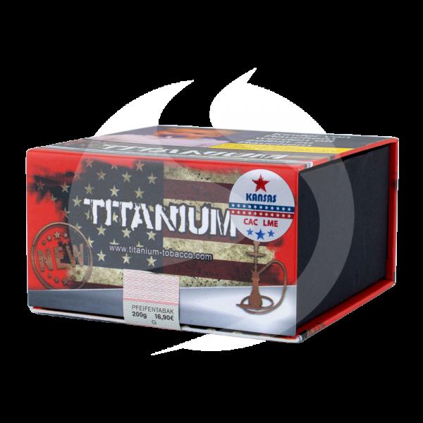 Titanium Tobacco 200g - Kansas